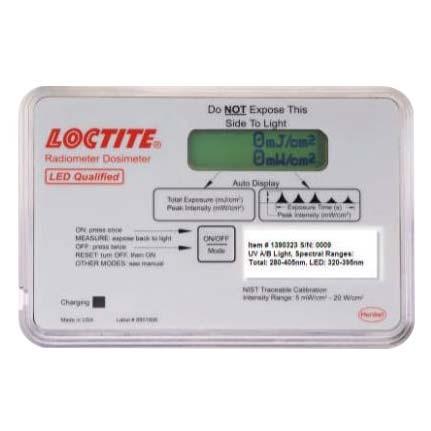 Henkel Loctite 1390323 UV LED Radiometer Dosimeter
