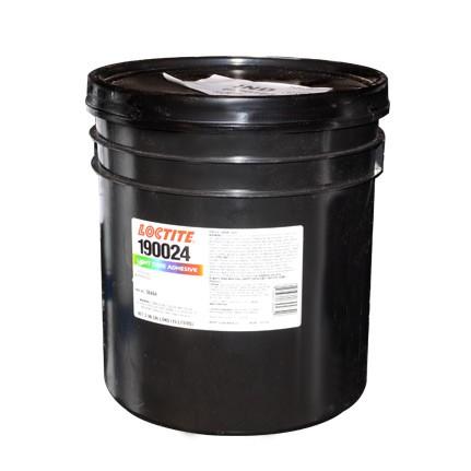 Henkel Loctite 190024 UV Curing Adhesive White 15 L Pail