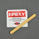 Hardman DOUBLE-BUBBLE Extra-Fast Set Epoxy Red Package 3.5 g Packet