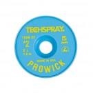 Techspray 1809 Pro Wick Desoldering Braid Yellow 5 ft